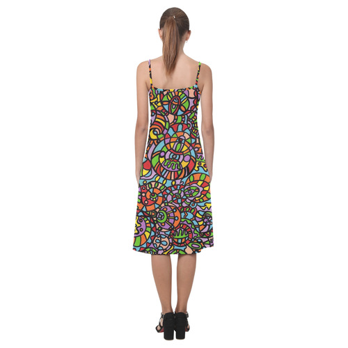 Curves and Spheres Alcestis Slip Dress (Model D05)