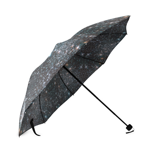NASA: Heavy Metal Stars Cluster Astronomy Abstract Foldable Umbrella (Model U01)