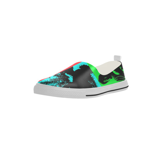 VELA Apus Slip-on Microfiber Women's Shoes (Model 021)