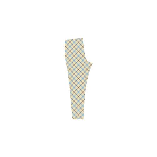 Plaid 2 Cassandra Women's Leggings (Model L01)