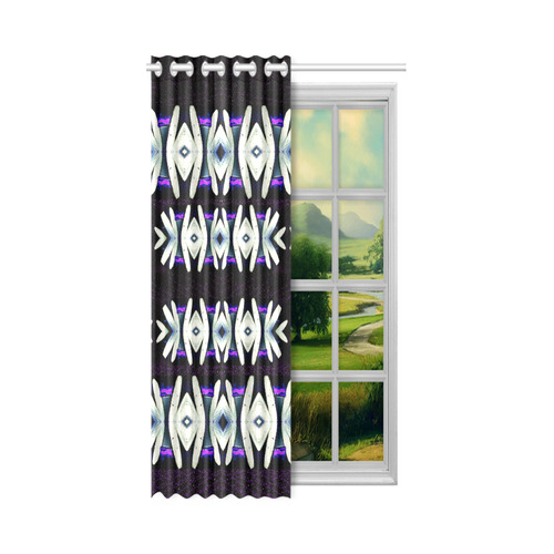 """A Touch of Japan New Window Curtain 52"""" x 84""""(One Piece)"""