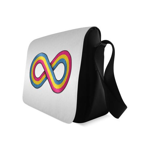 Pansexual Infinity Messenger Bag (Model 1628)