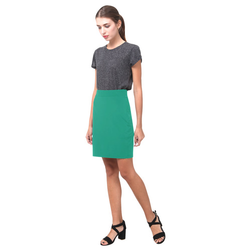 Emerald Nemesis Skirt (Model D02)