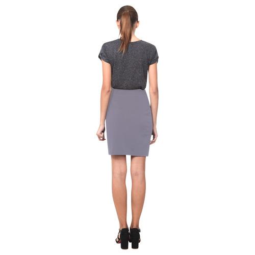 Smokey Topaz Nemesis Skirt (Model D02)
