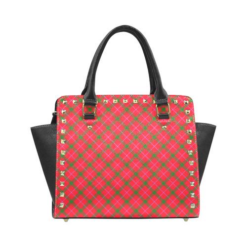 Holiday Rivet Shoulder Handbag (Model 1645)