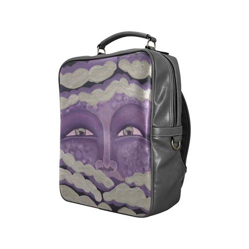 Celestial #5 Square Backpack (Model 1618)