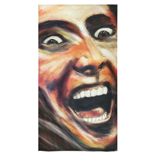 "Nic Cage is hot towel Bath Towel 30""x56"""