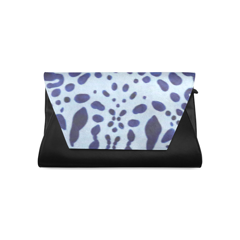 Ultramarine Jaguar Clutch Bag (Model 1630)
