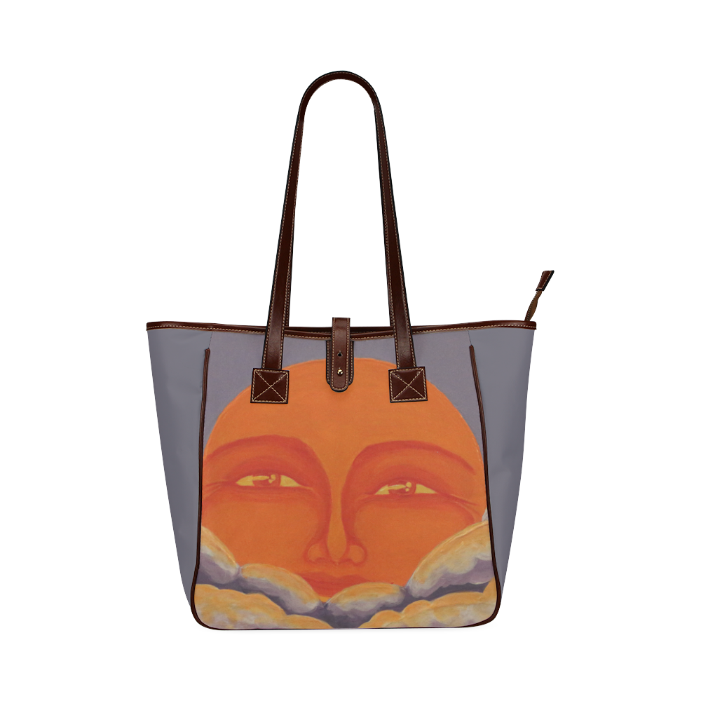 Celestial #4 Classic Tote Bag (Model 1644)