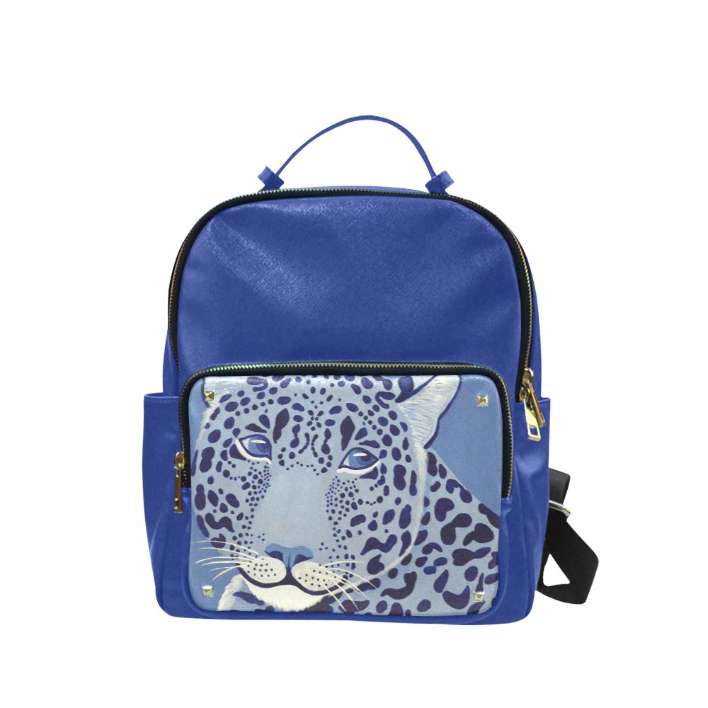Ultramarine Jaguar Campus backpack/Large (Model 1650)