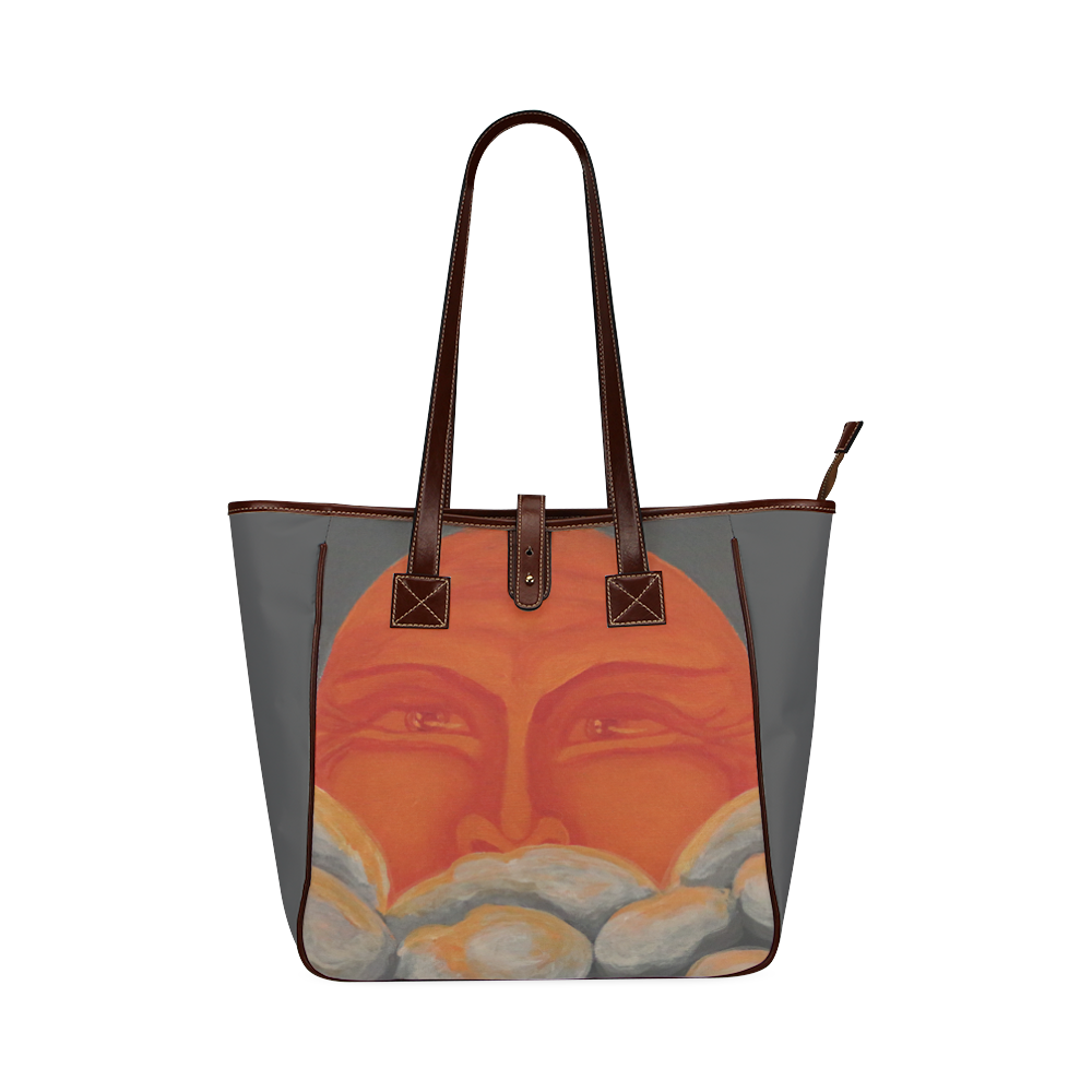 Celestial #3 Classic Tote Bag (Model 1644)