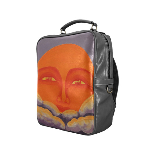 Celestial #4 Square Backpack (Model 1618)