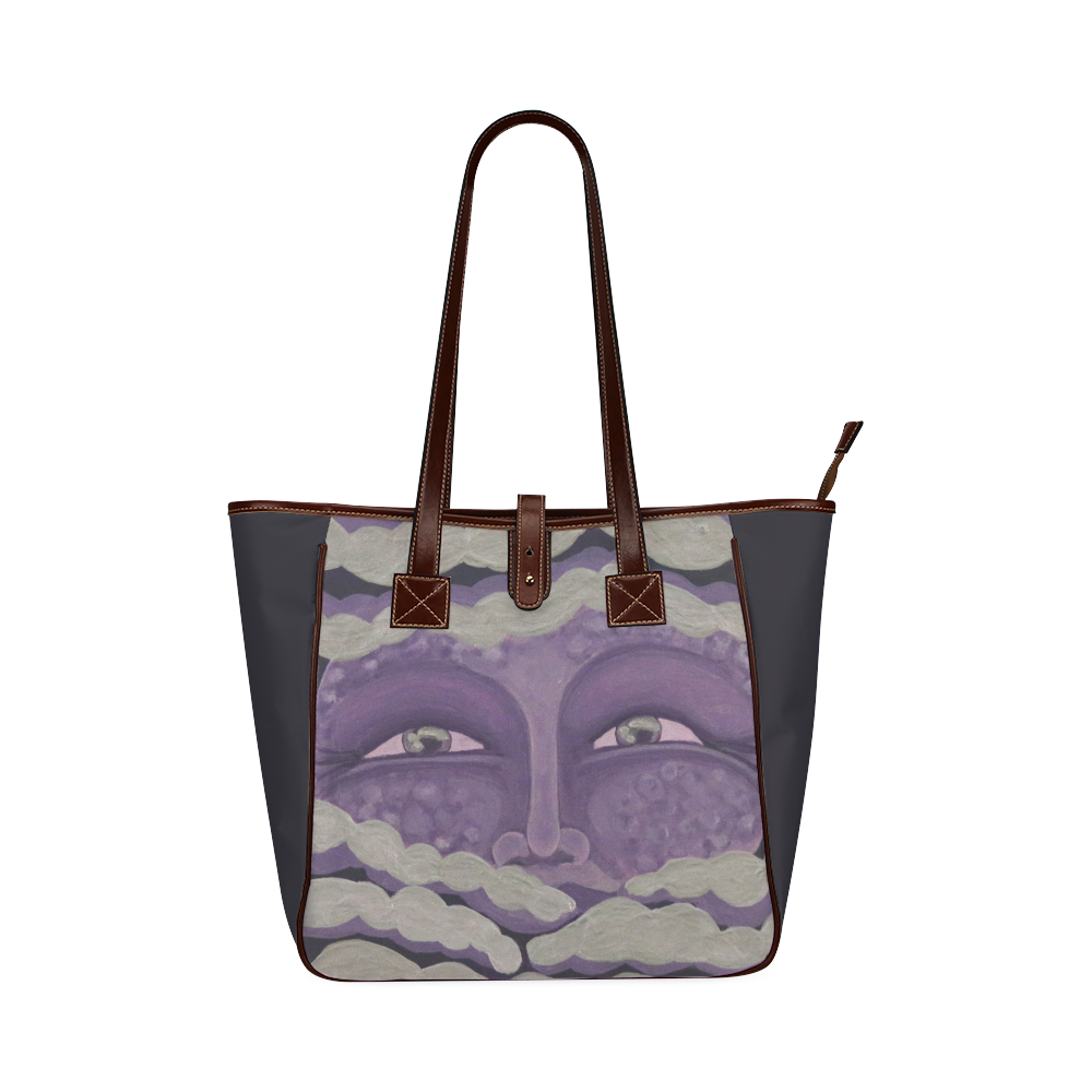 Celestial #5 Classic Tote Bag (Model 1644)