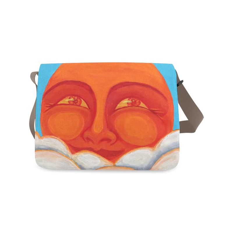Celestial #1 Messenger Bag (Model 1628)