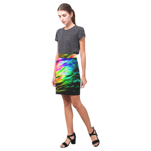 rainbow nebulea Nemesis Skirt (Model D02)