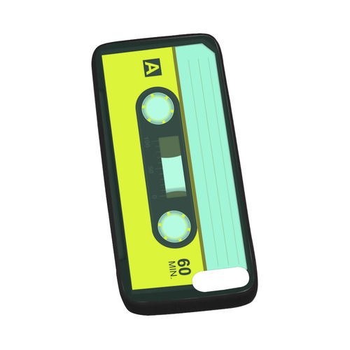 "Cassette Tape Rubber Case for iPhone 7 plus (5.5"")"