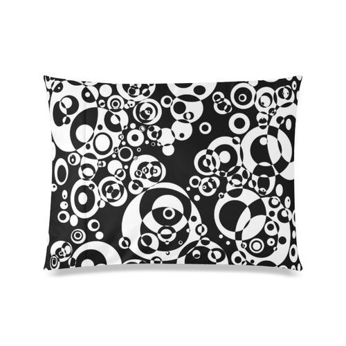 "Wild Pattern CB Custom Zippered Pillow Case 20""x26""(Twin Sides)"