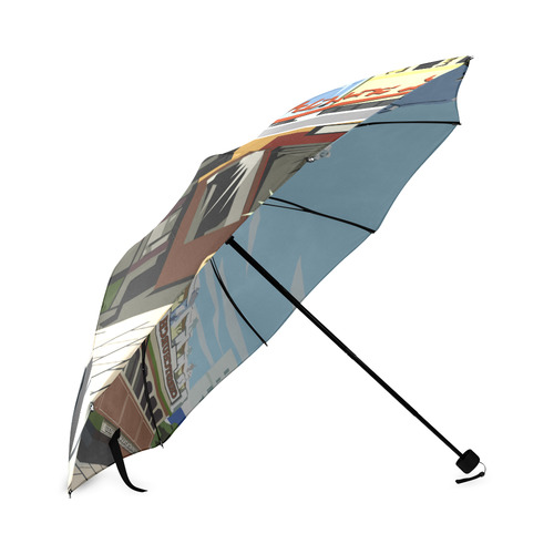 New Regent Street umbrella Foldable Umbrella