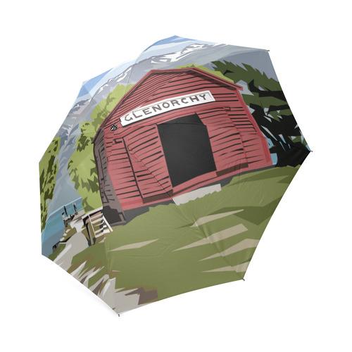 Glenorchy Wharf Umbrella Foldable Umbrella (Model U01)