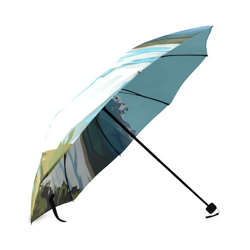 Dart River umbrella Foldable Umbrella (Model U01)