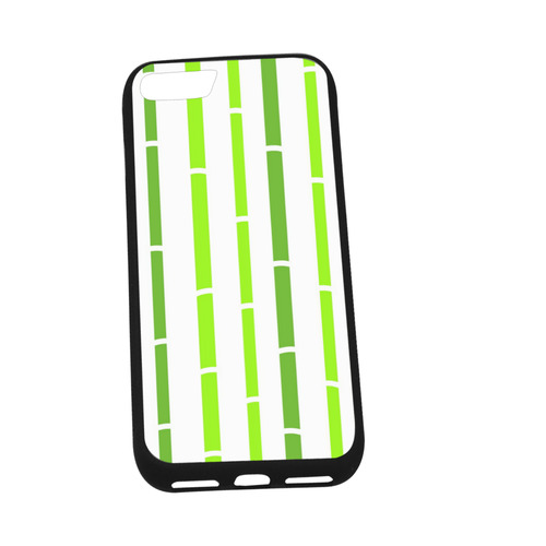 "Original Bamboo iPhone Rubber Case : Fresh wild and green Edition Rubber Case for iPhone 7 (4.7"")"