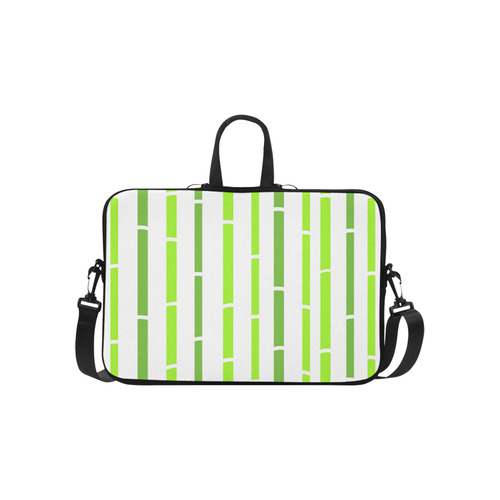 Bamboo designers Laptop bag edition : Wild asia-green inspired collection Laptop Handbags 15""