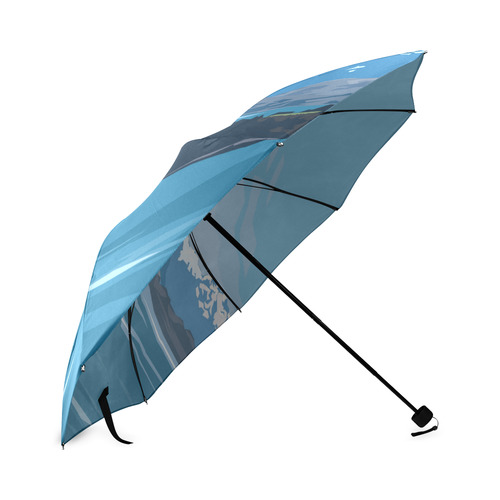 Towards Glenorchy umbrella Foldable Umbrella