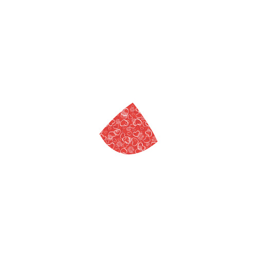 Heart artistic Red bikini collection 2016 / art fashion collection Custom Bikini Swimsuit