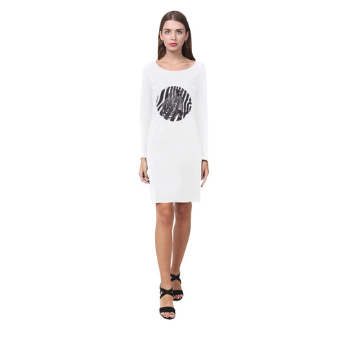 Zebra Demeter Long Sleeve Nightdress (Model D03)