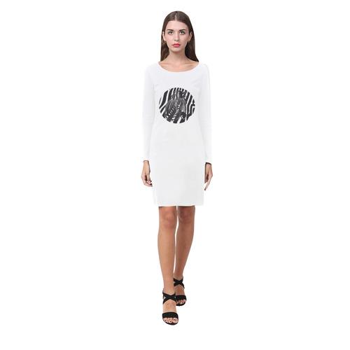 Zebra Demeter Long Sleeve Nightdress (Model D03)