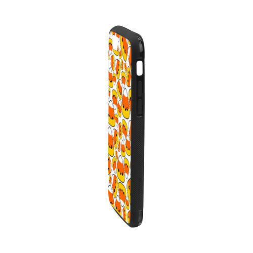 """Kawaii Candy Corn v2 Rubber Case for iPhone 7 (4.7"""")"""