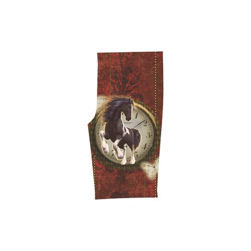 Wonderful horse on a clock Men's Swim Trunk (Model L21)