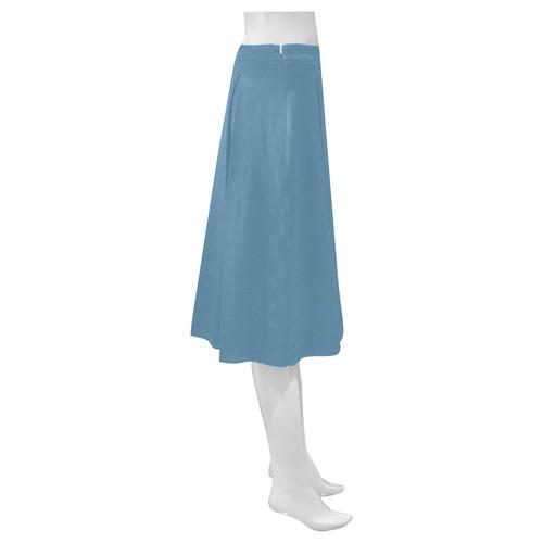 Niagara Mnemosyne Women's Crepe Skirt (Model D16)