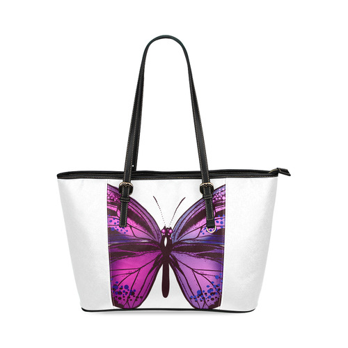 New Butterfly designers bag cute edition 2016 Leather Tote Bag/Small (Model 1640)
