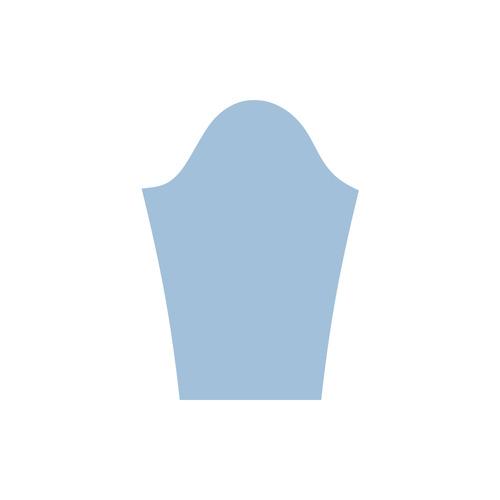 Airy Blue Round Collar Dress (D22)