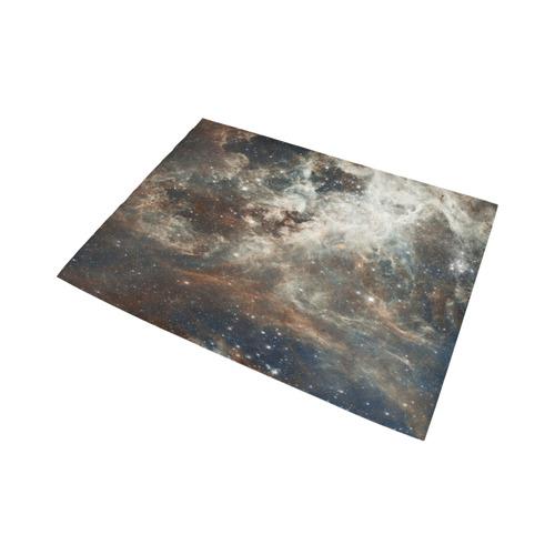 Galactical Dust Area Rug7'x5'