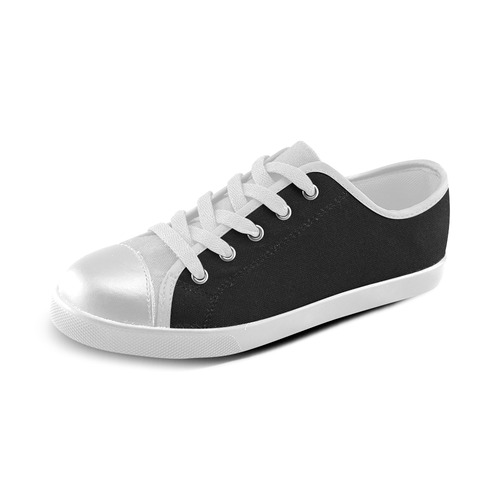 New! Designers Shoe edition in black and white. 2016 Atelier Collection in contrast Art Colors. SHOP Canvas Kid's Shoes (Model 016)