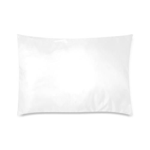 """VELA Custom Zippered Pillow Case 20""""x30"""" (one side)"""