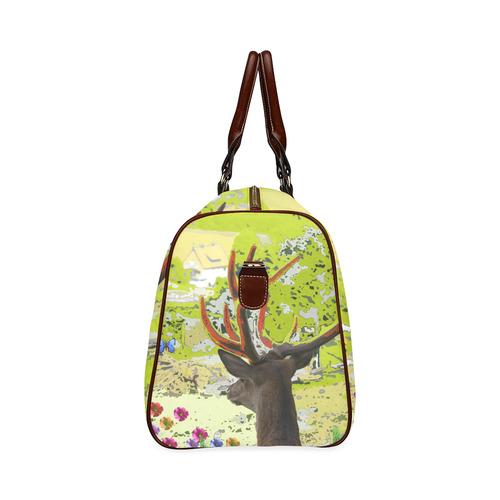 VELA Waterproof Travel Bag/Small (Model 1639)