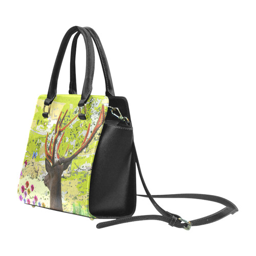 VELA Classic Shoulder Handbag (Model 1653)
