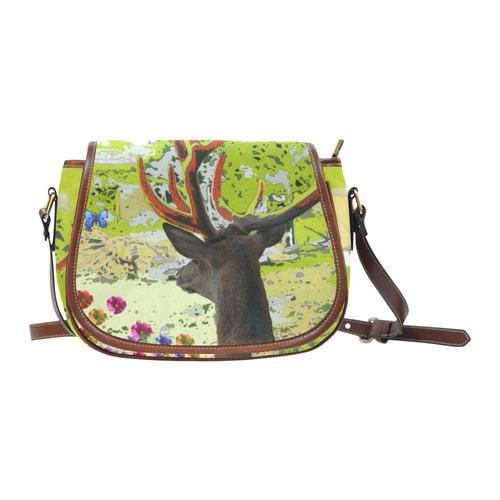 VELA Saddle Bag/Small (Model 1649) Full Customization