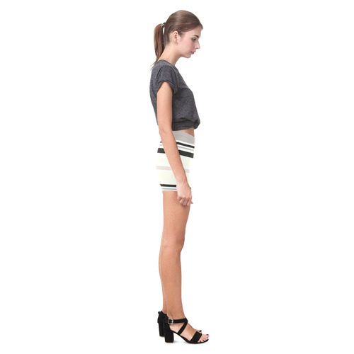 New designers original fashion in our Shop. Striped - Vintage arrival for 2016. NEW COLLECTION. by g Briseis Skinny Shorts (Model L04)