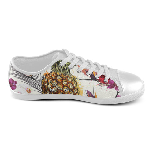 """New in atelier! Luxury designers Collection with """"Ananas"""" : NEW SHOE edition for 2016. Lim Men's Canvas Shoes (Model 016)"""