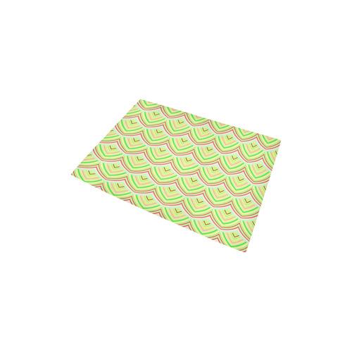 "sweet pattern 19E Area Rug 2'7""x 1'8''"