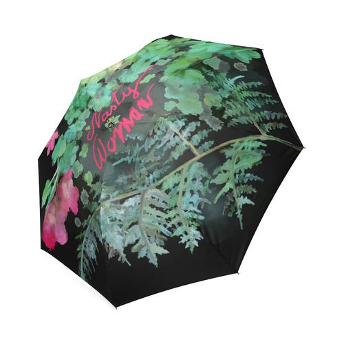 Nasty Woman Foldable Umbrella