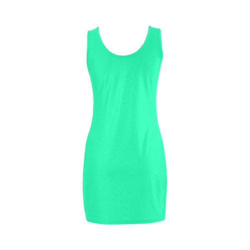 New! Palm designers Skirt over knee edition for Exotic girl. New in atelier. Fashion arrivals for 20 Medea Vest Dress (Model D06)