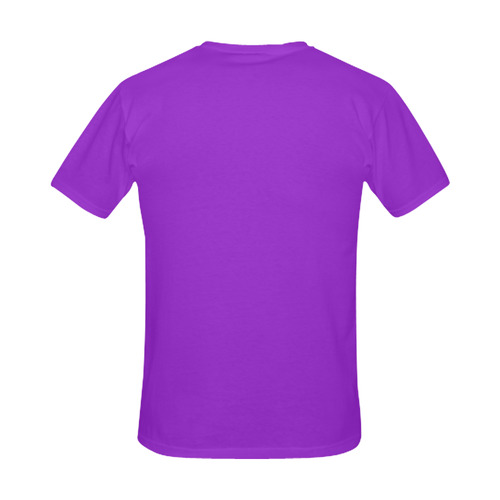 "New! Original purple designers T-Shirt edition with hand-drawn ""lady shoes"". Stylish Mans  Men's Slim Fit T-shirt (Model T13)"