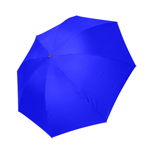 Royal Blue Foldable Umbrella