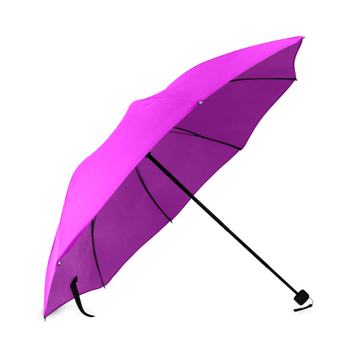 Thistle Purple Foldable Umbrella
