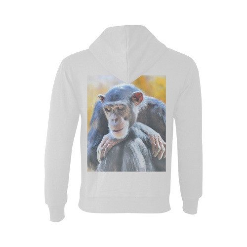 awesome chimp 1016 Oceanus Hoodie Sweatshirt (NEW) (Model H03)